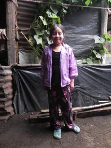 Evelin Yessena 10 jaar