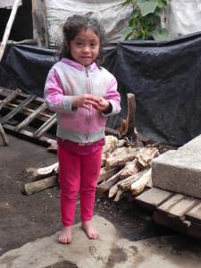 Jaqueline Estefania 5 jaar
