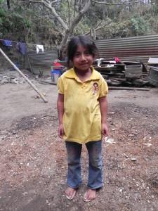 Marayca Judith 6 jaar