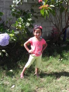 Priscila Isabel 6 jaar