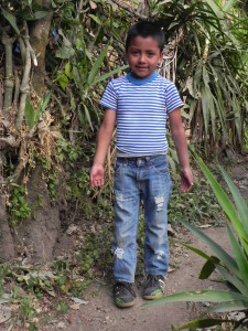 Ronald Emanuel 6 jaar